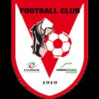 LOGO - FC Cournon d'Auvergne
