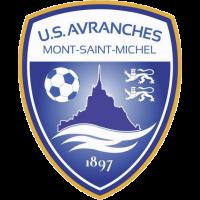 LOGO - US Avranches Mont-Saint-Michel