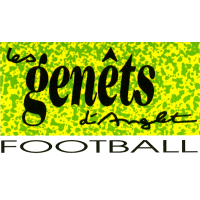 LOGO - Les Genêts d'Anglet Football