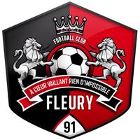 LOGO - FC Fleury 91