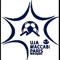 LOGO - UJA Maccabi Paris Metropole