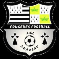 LOGO - AGL Drapeau Fougeres Football