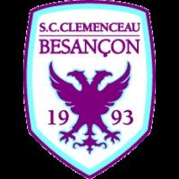 LOGO - SC Clémenceau Besançon